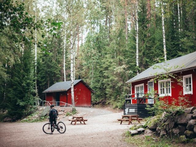 Suomesta löytyy monia matkakohteita jokaisen makuun